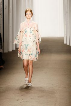Honor Spring/Summer 2015 | Mercedes-Benz New York Fashion Week | Moda & Estilo