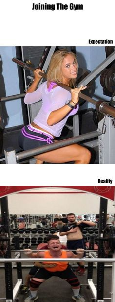 MEME - Joining The Gym - www.funny-pictures-blog.com