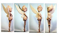 Disneys Fairies by Cody Pence, via Behance