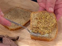 Homemade Mustard recipe from Emeril Lagasse via Food Network