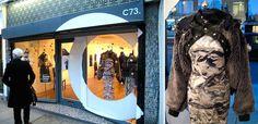 Heriot-Watt fashion students pop-up shop in Camden, London