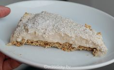 Die leckerste Paleo Sommertorte aller Zeiten: Coconut Cream Pie! Paleo AIP, ohne Ei, Nüsse, Samen oder Milch, glutenfrei.