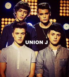 UNION J! theyre going places mark my words! I'm from the US but kept up with the UK xfactor in 2012 and saw each of their videos- I remember I used to look them up and there would be only 1 video result and look at them now in January...theyre already blowing up;D hehe I love them!!