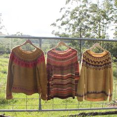 Farmyard Pullover By Timber and Twine