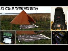 All WX Solar Powered Amateur Radio Field Station | QRZ Now – Amateur Radio News
