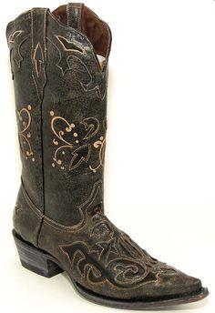 bbf4271f0eb00d Only  165.99   Sage Premium Denim Bar!  cowboyboots  black  western