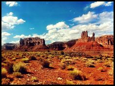 Valley of the Gods in Utah