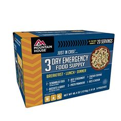 Mountain House 3 Day Emergency Food Supply Mountain House http://www.amazon.com/dp/B014ER40MS/ref=cm_sw_r_pi_dp_iAzgxb06N2F98