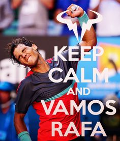 Rafa Nadal @JugamosTenis