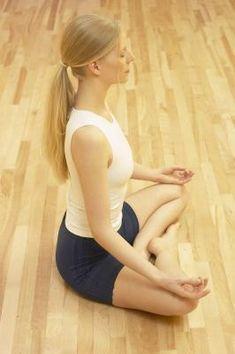 Kundalini Yoga practice to treat OCD from LIVESTRONG.COM