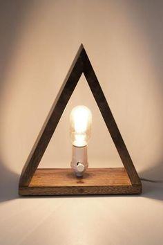 216 Best Diy Wooden Lamp Ideas Images