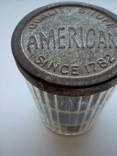 Mason Jars – A Visual History Canning Jars, Canning Recipes, Mason Jars, Mason Jar Lighting, Flea Market Finds, Can Lights, Old Bottles, Vintage Bottles, Liquor
