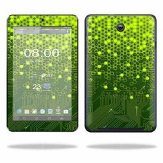 Mightyskins Protective Skin Decal Cover for Asus MeMO Pad HD 7 Tablet wrap sticker skins Short Circuit