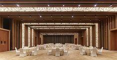 Vivanta by Taj hotel by WOW Architects, Yeshwantpur   India hotels and restaurants..Grand ballroom