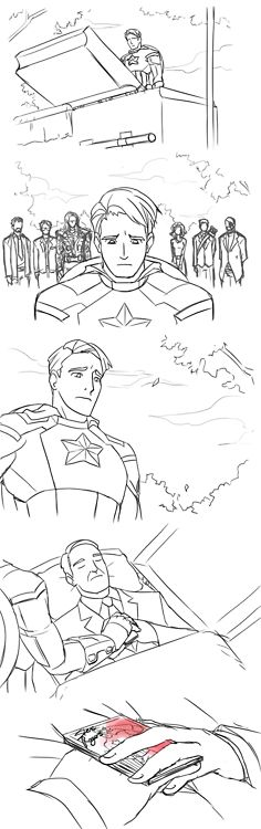 (http://akatspada1.tumblr.com/post/22813236392) ...why do so many of these exist? WHY? ~insert SNL crying gif here~ #TheAvengers #CaptainAmerica #Coulson