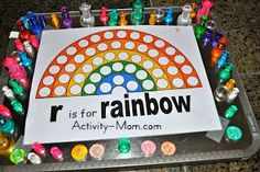 The Activity Mom: Learning Colors