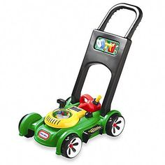 It encourages pretend play and this Little Tikes Gas 'n Go Mower will get kids up and moving around for lots of physical activity. Little Tikes lawn mower has a removable gas can. Pull cord to hear engine sounds. Little Tikes, Toys R Us, Toys For Boys, Kids Toys, Outdoor Toys, Outdoor Fun, Outdoor Games, Outdoor Playhouses, Outdoor Stuff