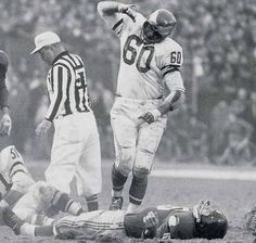 Chuck Bednarik, 1949-1962 Philadelphia Eagles