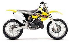 my bike-2000 RM 250