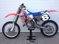 1990 VRP Mugen Honda CR125R _ | Flickr - Photo Sharing!