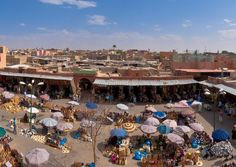 PRETTY. Marrakesh is Morocco's most intoxicating city. Ever since Morocco's Jewel of the South became a trading and resting place on the ancient caravan routes from Timbuktu, the city has barely paused for breath.