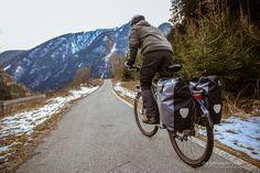 München-Venedig per Rad: Teil 1 - die MittReisenden