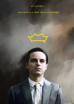 Jim Moriarty by ~koroa on deviantART