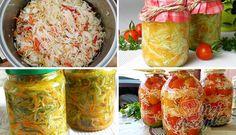 Fresh Rolls, Preserves, Canning, Ethnic Recipes, Tasty Food Recipes, Preserve, Preserving Food, Home Canning