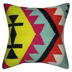 Global Yarn Dyed Pillow - Threshold™