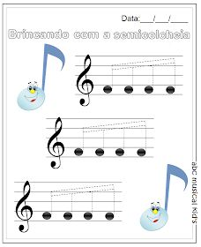 Abc Musical Kid's : Atividades de Musicalização Infantil E Piano, Piano Music, Music Class, Music Education, Music Theory Worksheets, How Did It Go, Abc For Kids, Music Activities, Elementary Music