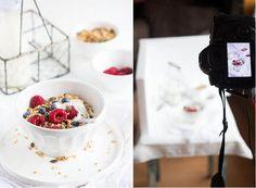 Helemaal wit op wit fotograferen is niet eenvoudig maar ook niet een onoverkomelijk probleem, Ik laat hier zien wat je doet bij witte food fotografie