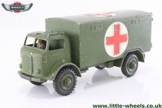 Photo of Dinky Toys: Military Ambulance