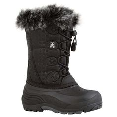 The Kamik Youth Snowgypsy Winter Boots are lightweight, protective, waterproof, warm, and fashionable. Black Winter Boots, Snow Boots, Snowboarding Outfit, Waterproof Winter Boots, Bike Shoes, Sports Sunglasses, Kids Boots, Faux Fur Collar, Fall Winter Outfits