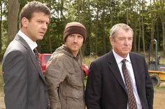 marion bailey inspector morse | Ben Crompton, Jason Hughes, John Nettles, Inspector Barnaby: Kind des ...