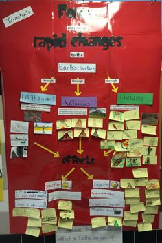 Science TEKS 3.7B Rapid changes to the Earth's surface.
