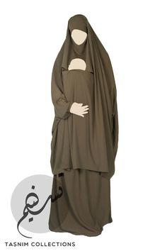 Maternity jilbaab.