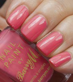 Barry M - Pink Flamingo