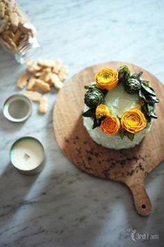 3rd I am weekly cake 아티초크, 하노이 아티초크 지중해 연안이 원산지이며, 바닷가 근처에서 자란다. 잎...