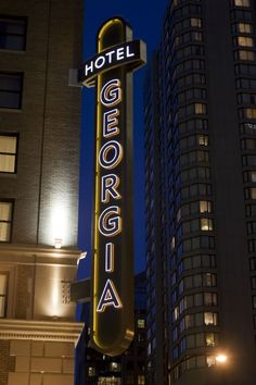 Proud to be a part of Rosewood Hotel Georgia.  Guests enjoy products from our natural collection, Ohne'.