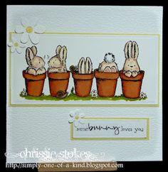 Penny Black bunnies