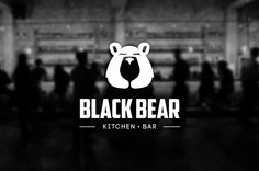 Black Bear by Nuray Nuri, via Behance