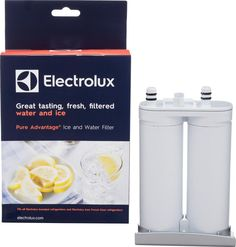 Electrolux - Replacement Water Filter for Select Electrolux & Frigidaire Refrigerators, EWF01