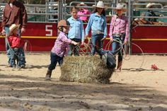 Mogumber Outback Club Junior Rodeo