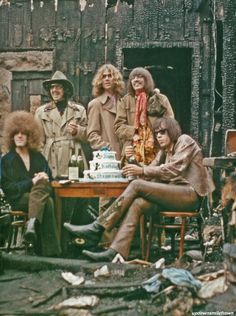 Steppenwolf - OMG that guy's hair!