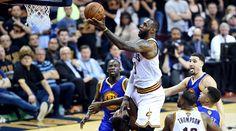 NBA Finals: Cavs vs. Warriors Game 3 score, highlights