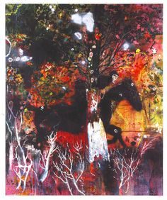 Daniel Richter - Found on minimalexposition.blogspot.com