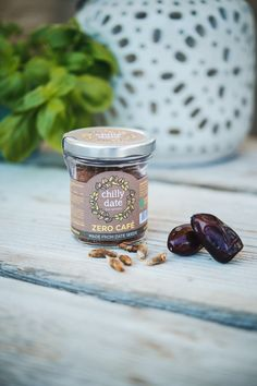 Zero Cafè - Coffee Alternative made from Roasted Date Seeds. Date Recipes, Healthy Options, Preserves, Roast, Zero, Seeds, Alternative, Dating, Bread