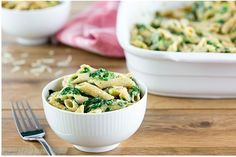 Creamy Mac and Alfredo | Community Post: 10 Healthy Food Recipes You Have To Try