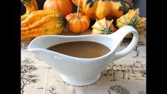 Turkey Gravy with Porcini Mushrooms and Marsala Wine - Make-Ahead  Thanksgiving Turkey Gravy Recipe f253eceecbea