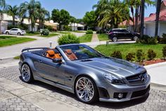 Mercedes-Benz R230 SL65 AMG Widebody | BENZTUNING | Performance and Style